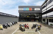 Temukan Pengalaman Premium Lewat Berbagai Fasilitas dan Layanan di Motoplex Terbaru PT Piaggio Indonesia