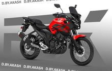 Rumor Motor Baru Bergaya Adventure Dari Yamaha, Pakai Mesin 250cc?