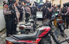 Jangan Ngiler, Video Puluhan Motor Incaran Kolektor Disita Polisi Solo