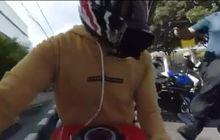 Viral Rombongan Biker Dihadang Petugas Saat Sunmori, Paspampres Langsung Bereaksi