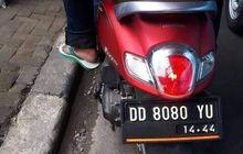 Bisa Bernapas Lega, Ini Alasan Indonesia Gak Pakai Pelat Nomor Huruf C