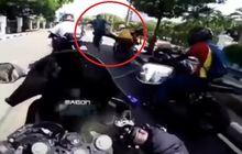 Update Insiden Bikers Dihadang Paspampres, Letkol Inf Wisnu Herlambang: Sudah Kami Maafkan