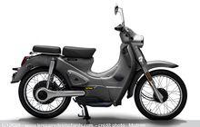 Wuih Kembaran Honda Super Cub Pakai Tenaga Listrik, Segini Harganya