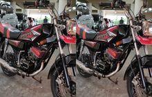Buruan Sikat Yamaha RX-King Dilelang Murah, Surat-surat Komplit Bro