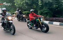 Kalah Viral,  Kaesang Riding Bareng Jokowi Saat Putus dengan Felicia