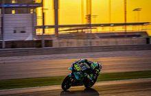 Hasil Tes MotoGP 2021 Qatar Hari Pertama, Valentino Rossi Kasih Kejutan