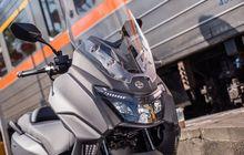 Motor Baru Pesaing Yamaha XMAX Meluncur, Mesin Besar Fitur Lengkap
