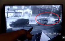 Warga Berhamburan, 2 Mobil dan 2 Motor Terlibat Tabrakan Keras di Cipete