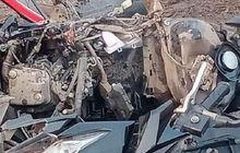 Honda BeAT, Avanza dan Sepeda Onthel Terlibat Kecelakaan Parah, Satu Nyawa Melayang