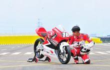 CEV Moto3 2021 Bakal Digelar, Pembalap Indonesia Mario Suryo Aji Siap Ngegas