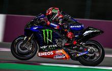 Hasil FP3 MotoGP Portugal 2021 Fabio Quartararo Tercepat, 2 Pembalap Crash
