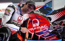 Hasil Kualifikasi MotoGP Jerman 2021, Johann Zarco Sabet Pole Position, Valentino Rossi Start dari Posisi Segini
