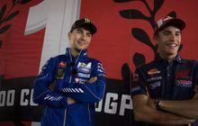Pedas, Lorenzo Sebut Marquez Tidak Akan Podium di MotoGP Portugal 2021