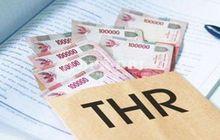 Pemerintah Bagi-bagi THR Bulan April Ini, Syaratnya Cuma Punya KTP