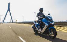 Siap Hadang Yamaha XMAX, Skutik Gambot SYM Ini Punya Mesin Jumbo