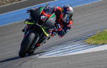 Rival Marc Marquez Balik Naik Motor MotoGP, Helmnya Jadi Sorotan