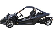 Harga Bisa Tebus 3 Honda BeAT, Kendaraan Roda Tiga Ini Punya Mesin Mirip Ninja 250