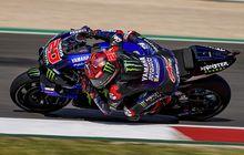 Hasil Kualifikasi MotoGP Portugal 2021, Fabio Quartararo Jadi Tercepat