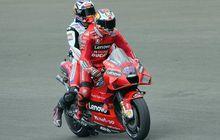 Pembalap Ini Disebut Ojeknya MotoGP, Kembali Bonceng di GP Portugal