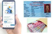 Lekas Ambil Bantuan Pemerintah Rp 3,55 Juta Plus Pinjaman Online Rp 10 Juta Ajukan KTP dari HP