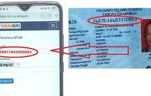 Ambil di Bank BRI Bantuan Pemerintah Rp 1,2 Juta Cek Nomor KTP dari HP Apa Anda Termasuk Penerima