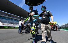 Nasib Valentino Rossi Belum Pasti, Begini Kata Bos Petronas Yamaha SRT