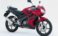 Honda CBR Pernah Ada Versi 125 cc, Mesinnya Mirip Motor Bebek Ini