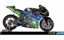 Tim MotoGP Valentino Rossi Akhirnya Pilih Ducati, Gara-gara Adiknya?