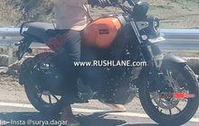 Kembaran Yamaha XSR 155 Bakal Meluncur, Usung Gaya Sport Retro