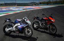 Aprilia Luncurkan 2 Motor Sport Baru, Desain Kece Mesin 125  cc