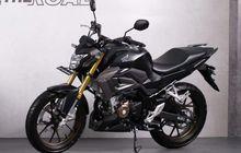 Melihat Motor Baru Honda CB150R Streetfire 2021, Mesinnya Beda?