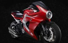 Wuih, Kloningan Motor Sport MV Agusta Superveloce 800 Muncul!