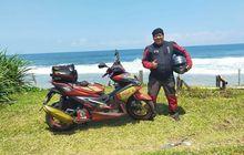 Njay Sang Garuda Siap Kepakan Sayap Menuju Sulawesi Naik Yamaha Aerox
