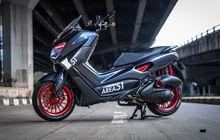 Modifikasi Yamaha NMAX Ala Daily Racing, Inspirasi dari Pesawat NASA