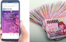 Mau Pinjaman Online Tanpa Agunan Rp 100 Juta dari Pemerintah Bunga Rendah Hanya Isi Aplikasi dari HP