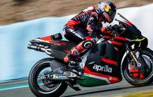 MotoGP 2021 Andrea Dovizioso Wild Card Sama Aprilia, Kata Test RIder