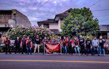 ARCI Minahasa Chapter Bagi-bagi Takjil Ke Pengguna Jalan, Patut Ditiru
