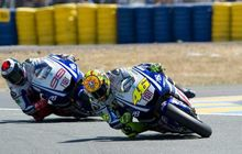Jorge Lorenzo Buka-bukaan Bongkar Rossi Yang Merasa Dikhianati Yamaha