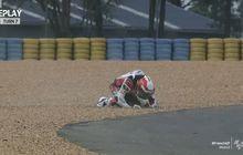Hasil FP2 Moto3 Prancis 2021, Andi Gilang Jatuh, Tim 'Indonesia' Tercepat