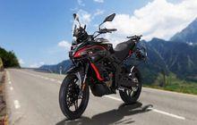 Meluncur Motor Baru 2021 Mesin 300 cc, Model Adventure Harga Segini