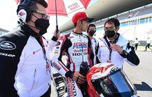 Klasemen Sementara Moto3 2021, Pembalap Indonesia Andi Gilang Pecah Telur