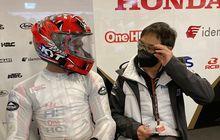Manajer Tim Ikut Bangga Andi Gilang Cetak Poin di Moto3 Prancis 2021