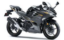 Wuih Motor Baru Saudara Kawasaki Ninja 250 Punya Warna Baru, Harga Cuma Segini