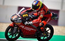 Hasil FP1 Moto3 Jerman 2021, Pembalap 'Tim Indonesia' Impresif, Andi Gilang Posisi Segini
