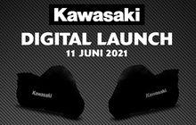 Motor Baru Kawasaki Meluncur Lusa, Netizen Bilang Ninja Versi Matic
