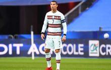 Euro 2021 Segera Dimulai, Intip Atraksi Cristiano Ronaldo di Atas Motor