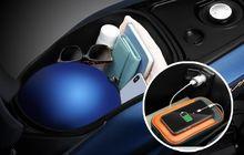 Bagasi di Motor Matic Honda Baru Mesin BeAT Ini Luas Mirip Vario 125