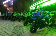 Komunitas ZRI Kopdar Bareng Main Dealer Kawasaki Jawa TImur