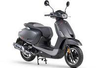 Kymco Resmi Pamer Motor Matic Baru 125 cc, Tampilan Lebih Elegan