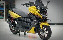Body Kit Yamaha NMAX 155 Baru Dari Lent Automodified, Buntutnya Sporty